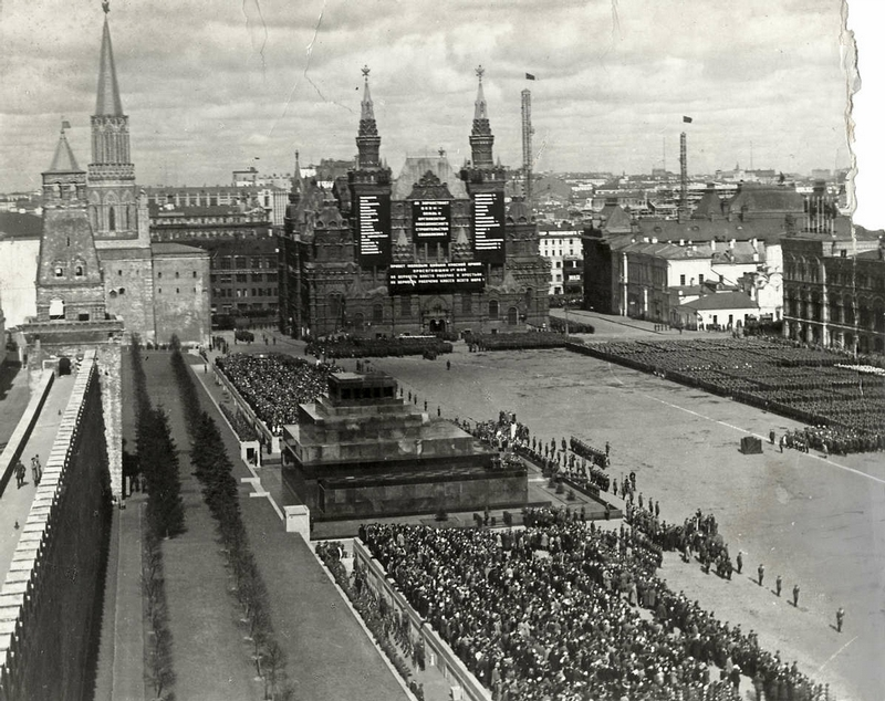 Moscow Of The 1930s As Seen By International Journalists