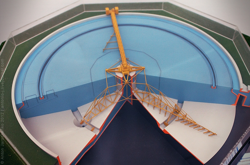 The Moscow Museum Of Water