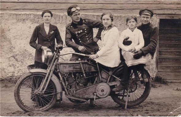 Motorcycles In The Russian Empire English Russia