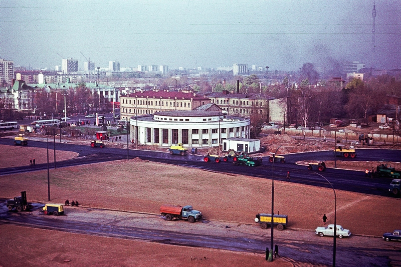 Old Moscow Photo Collection