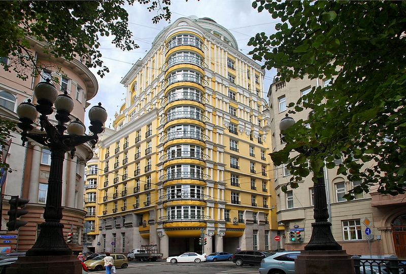 Houses For Moscow Elite, Part III