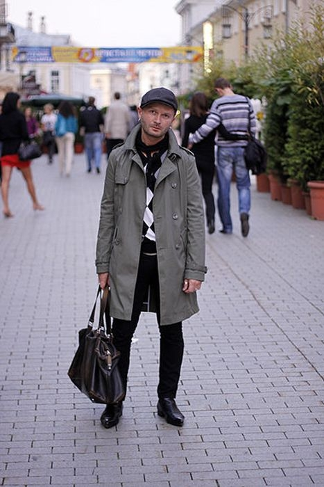 Moscow Male Fashionistas