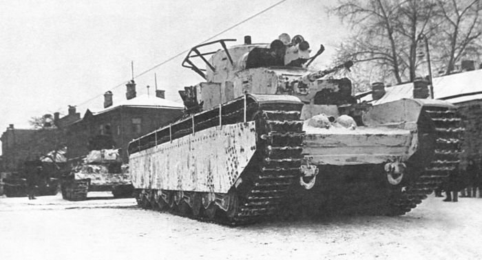 T 35, the Multi Turret Tank of the Red Army