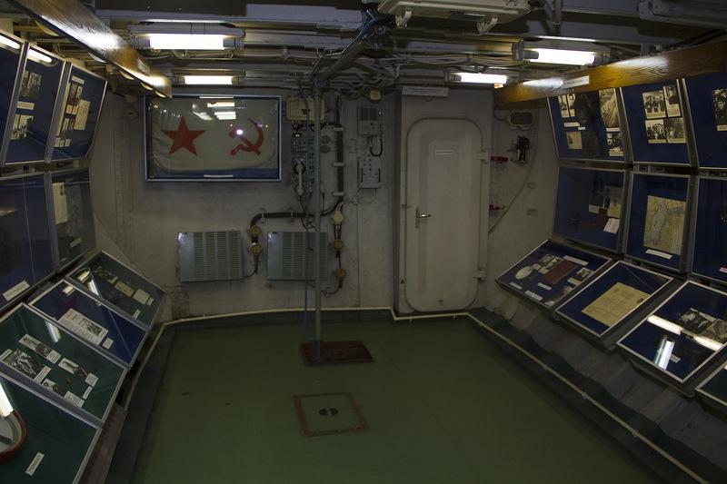 камбуз на подводной лодке фото