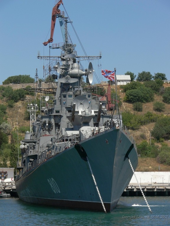 Cruisers of the Russian Fleet