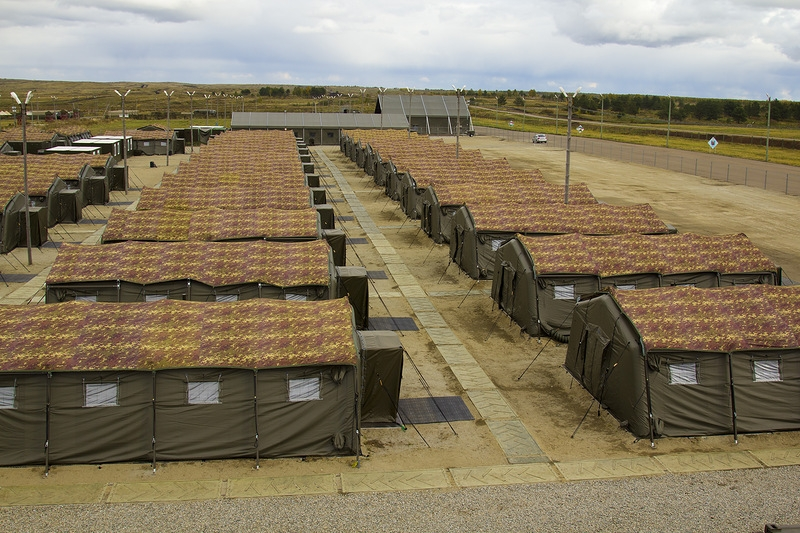 New Field Camps For Russian Polygons