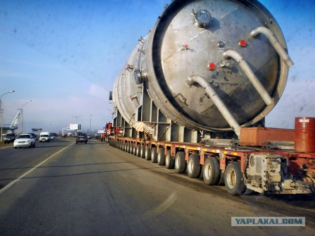 News From Russian Roads, Part 49