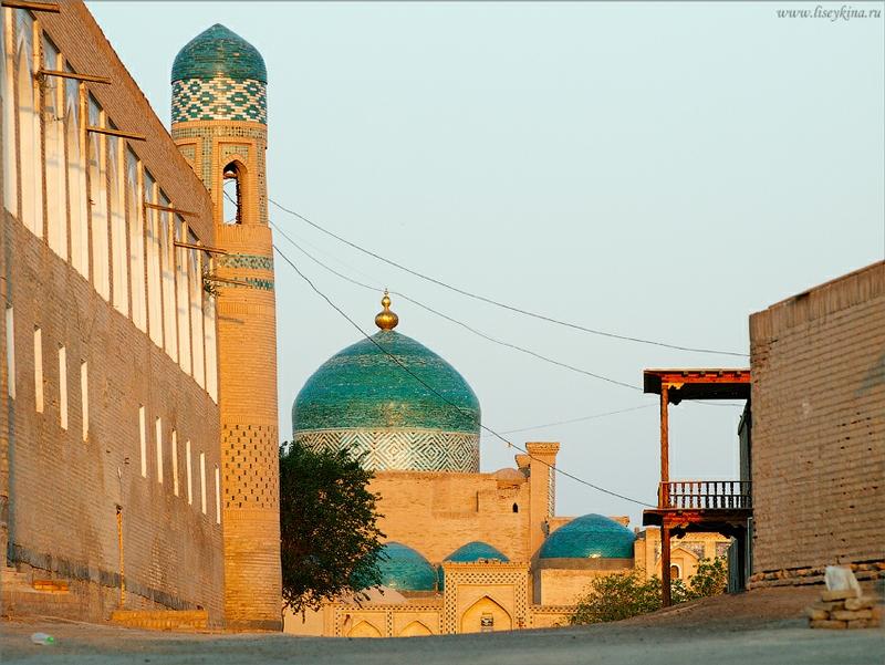 Khiva Before Sunset