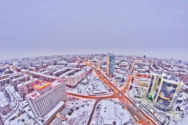 Forbidden Novosibirsk