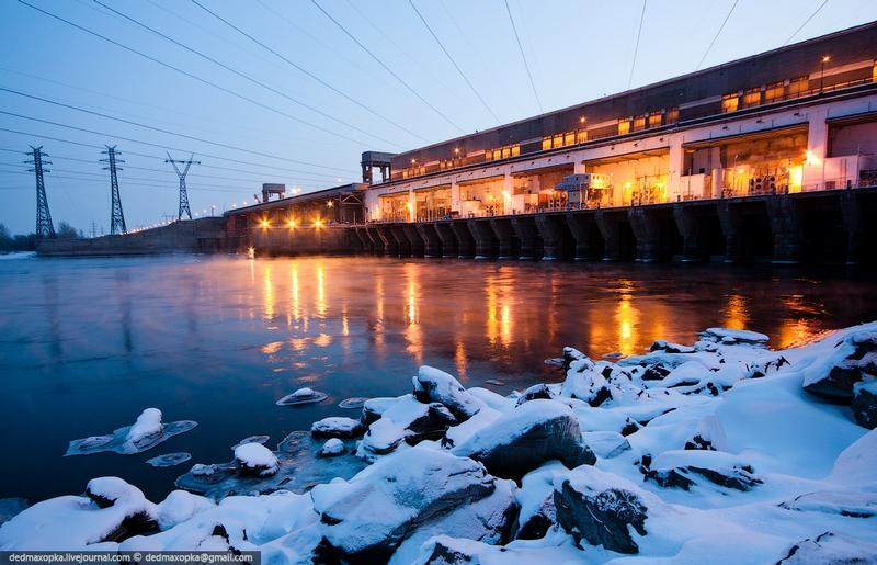 Another Tour Of Novosibirsk HPP