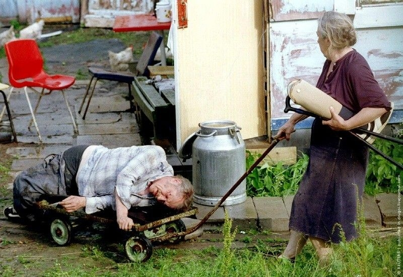 Life in Russia How It Was In The 90s