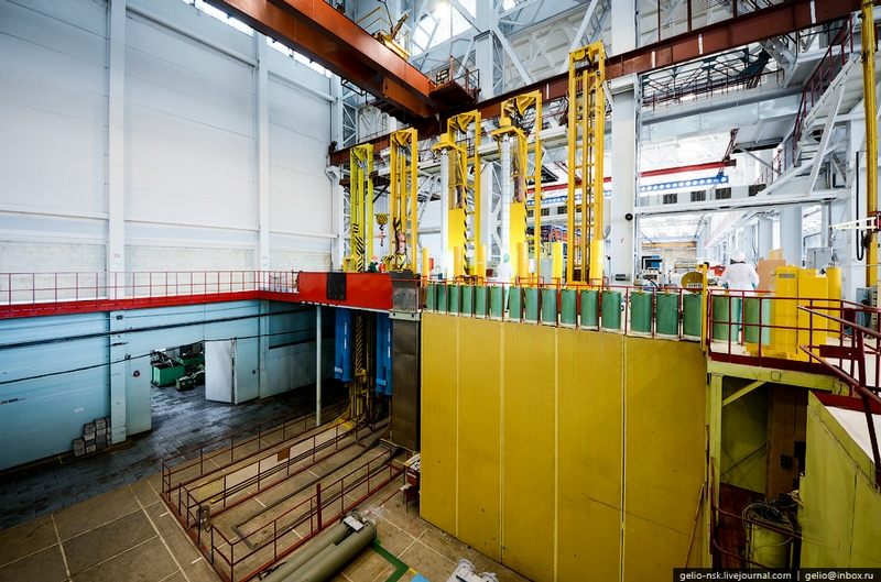 Nuclear Fuel Production For Atomic Power Plants