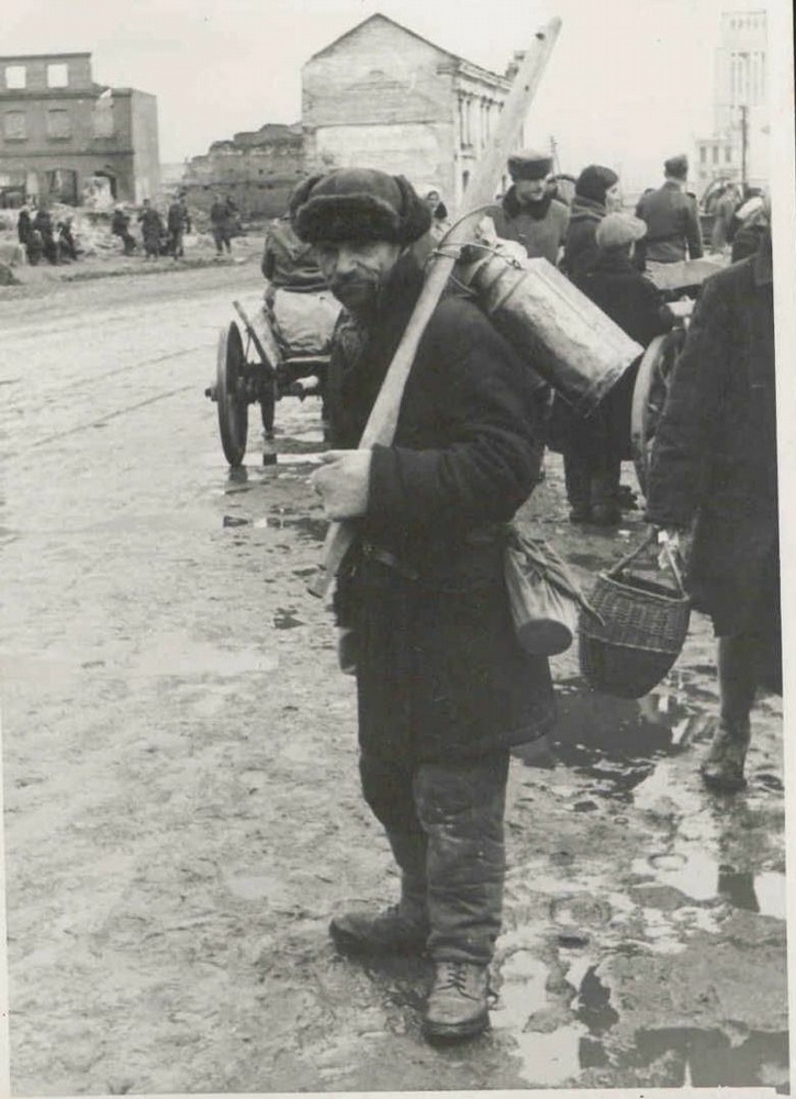 Life As It Was In Occupied Smolensk