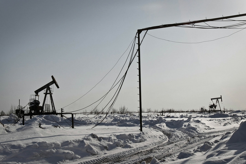 Oil Production Wreaks Devastation In The North