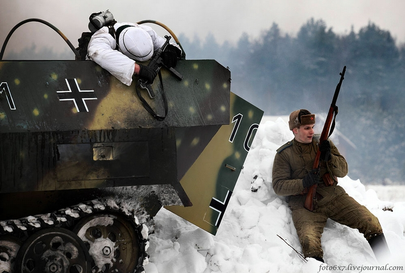 The Old-Russian-Norwegian Operation Of 1944