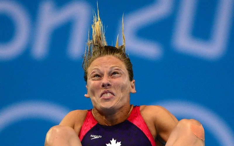Funny Plungers of the Olympics 2012