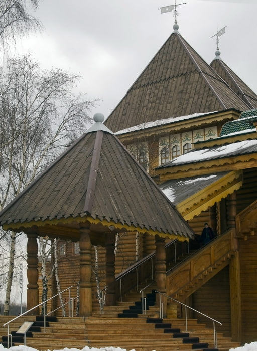 How a Russian Tsar Lived