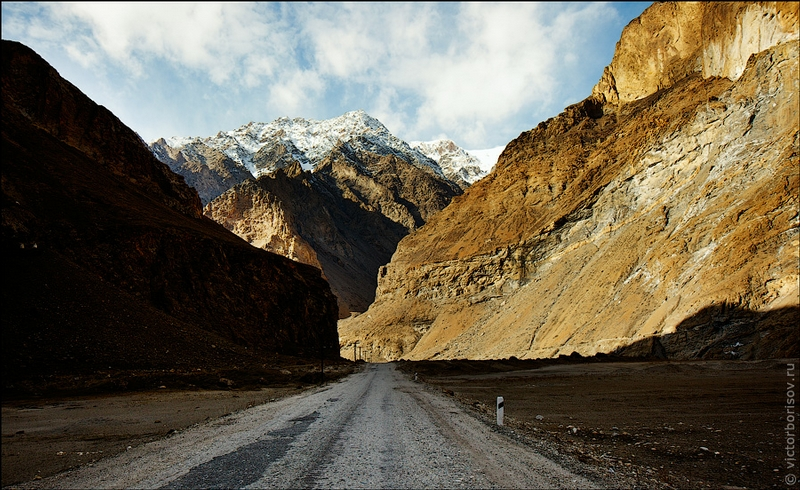 Pamir As The Roof Of The World