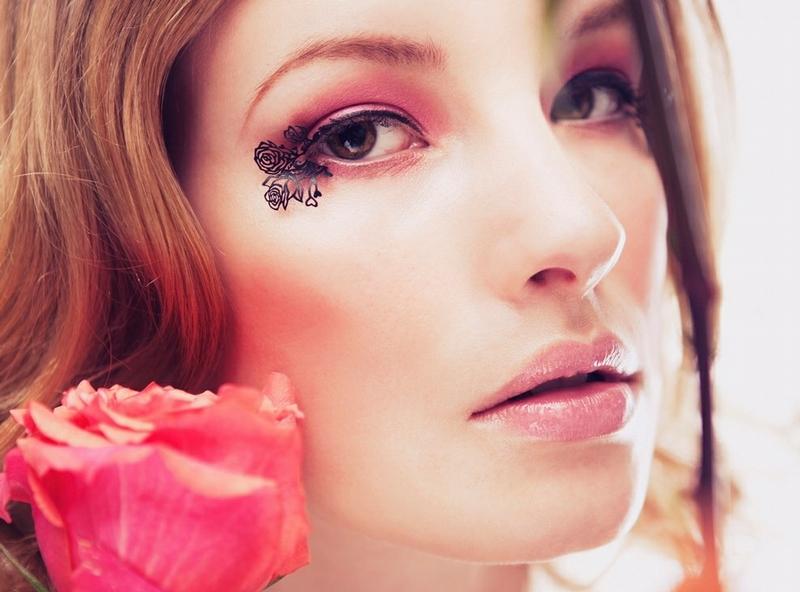 Amazing Paper Eyelashes