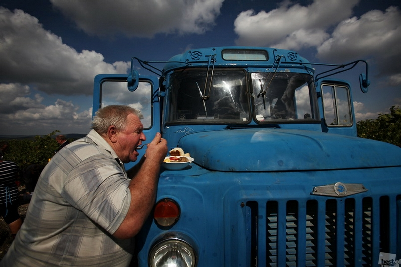 The Best Pictures of the Russian People 2012