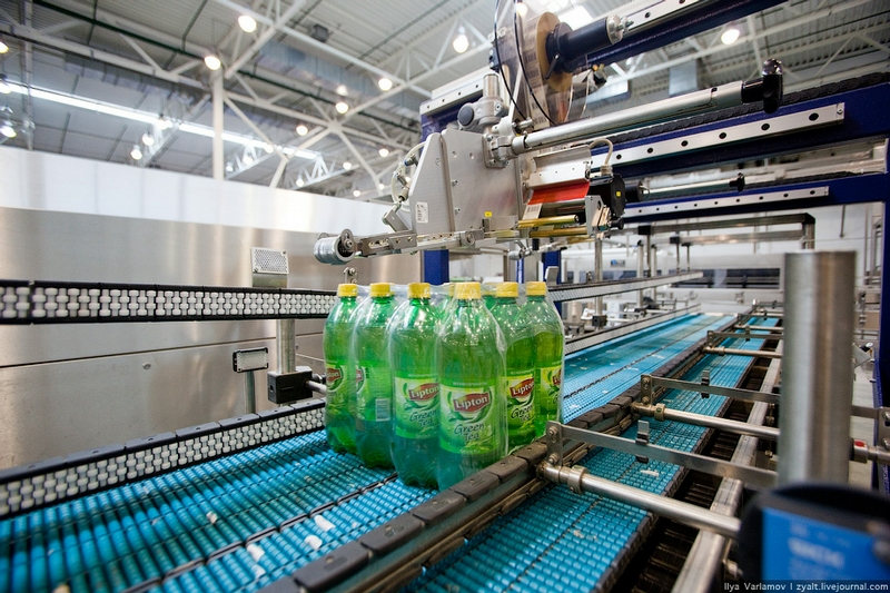 How Pepsi Is Produced In Russia