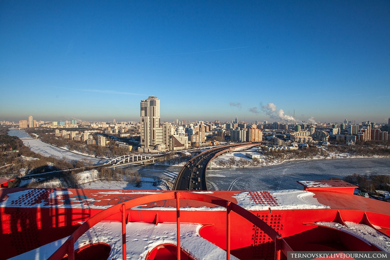 The Most Beautiful Moscow Bridge, Part II
