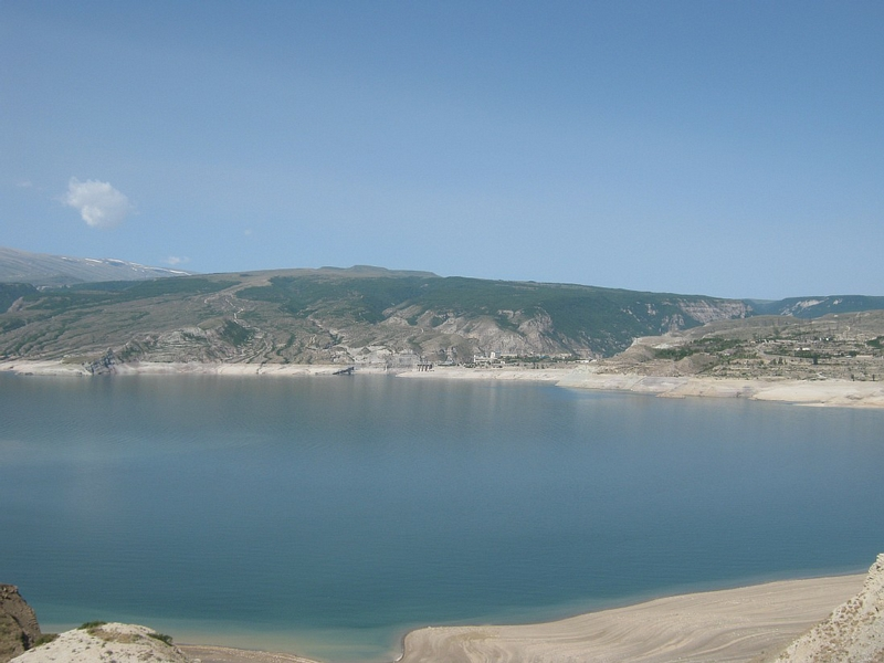 Hydropower Stations of Dagestan