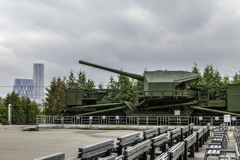 Two Little Known Military Museums of Moscow