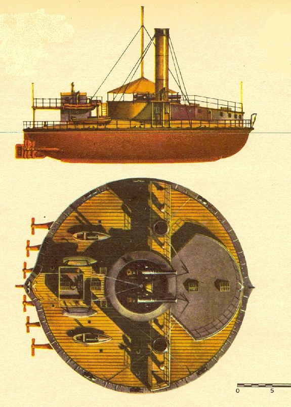 Round Ships of the Russian Admiral