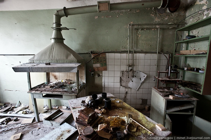 The Factory That Used To Make Porcelain