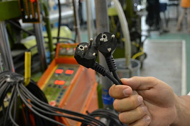 How Power Cords Are Made