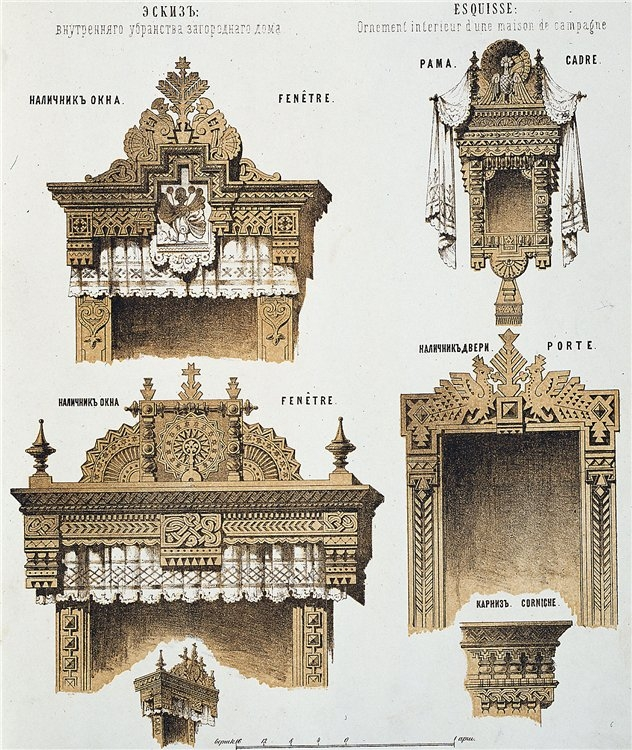 Amazing Russian Design of the Late 19th Century