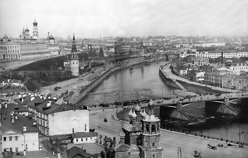 Moscow Before the Revolution