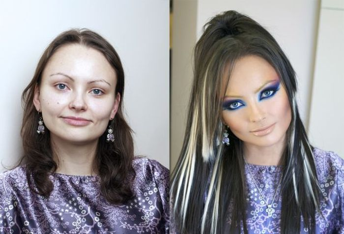 Professional Make up 10 6