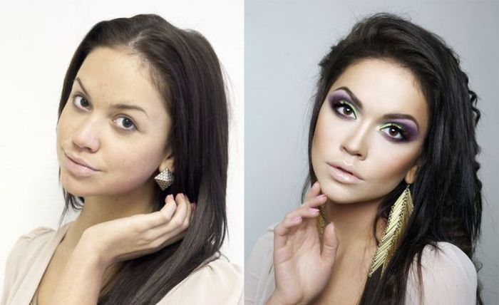 Professional Make up 10 9