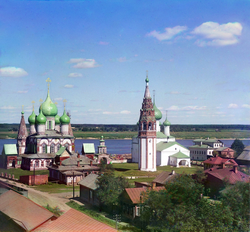 Wooden Russia Of The Past