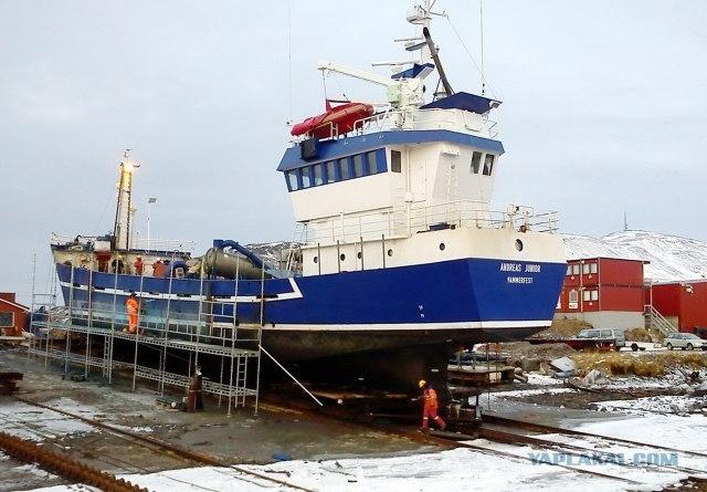 Assembling A Boat Propeller