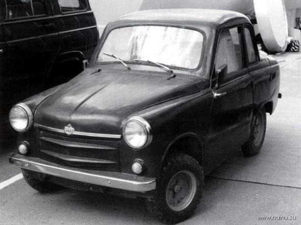 The Cars That Never Existed