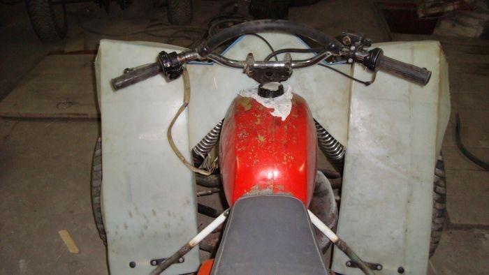 Если у вас есть мотоцикл ИЖ Планета Спорт и есть желание сделать из него квадроцикл для этого всего лишь понадобятся...