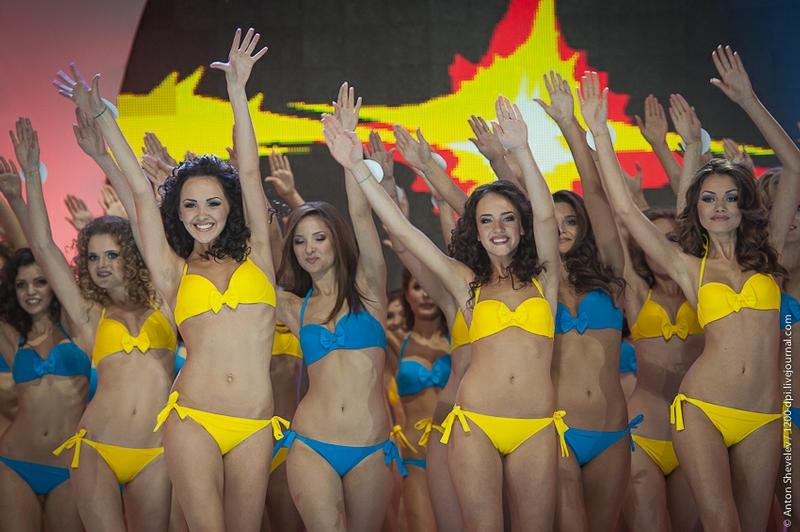 ملكة جمال أوكرانيا لعام 2012