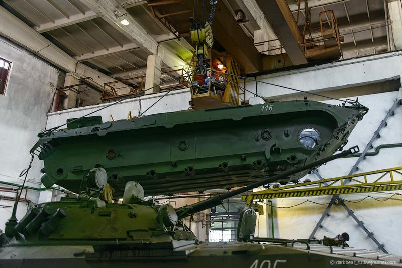 اصلاح الدبابات والمدرعات  Repairtansk001-14