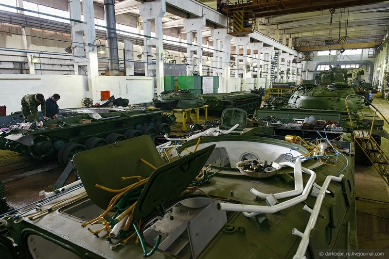 اصلاح الدبابات والمدرعات  Repairtansk001-15
