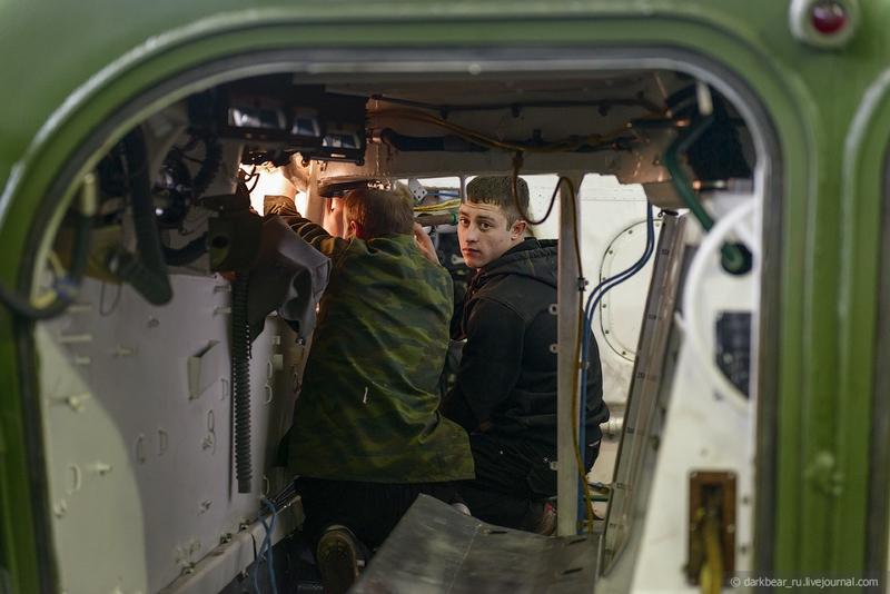 اصلاح الدبابات والمدرعات  Repairtansk001-16