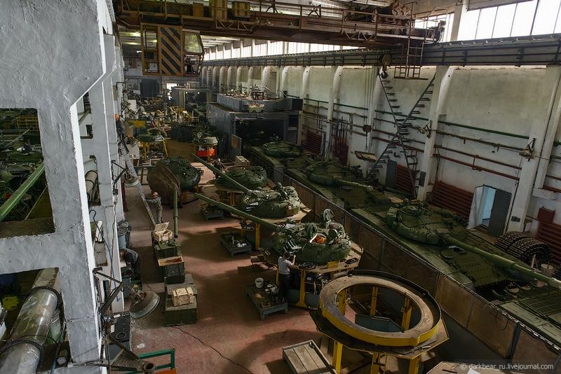 اصلاح الدبابات والمدرعات  Repairtansk001-25