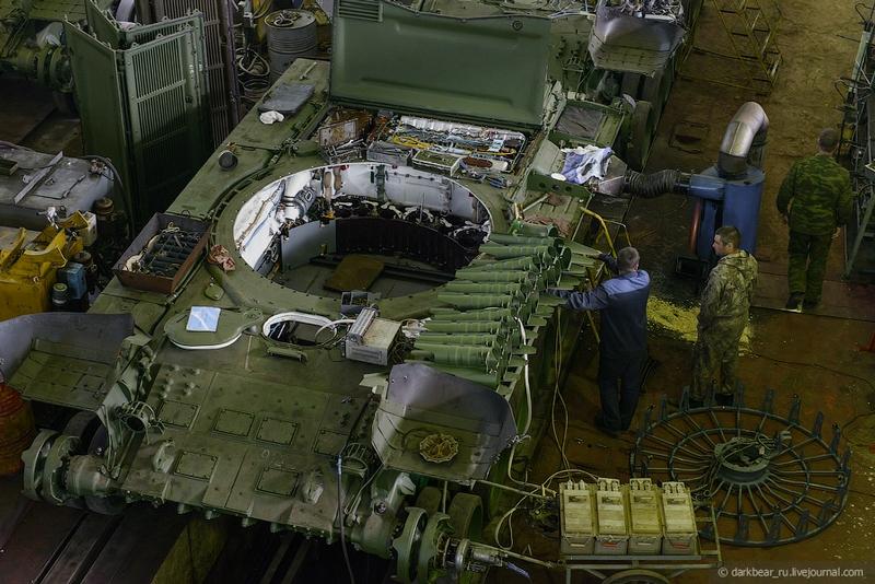 اصلاح الدبابات والمدرعات  Repairtansk001-27