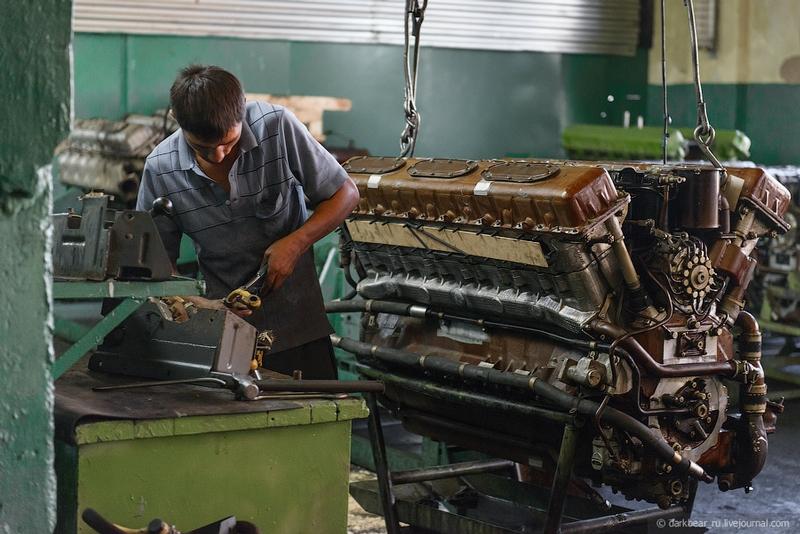 اصلاح الدبابات والمدرعات  Repairtansk001-36