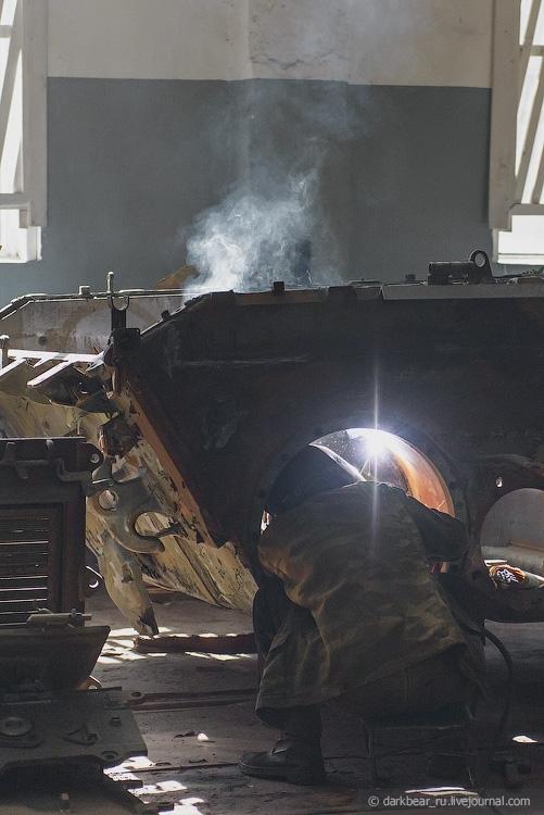 اصلاح الدبابات والمدرعات  Repairtansk001-6