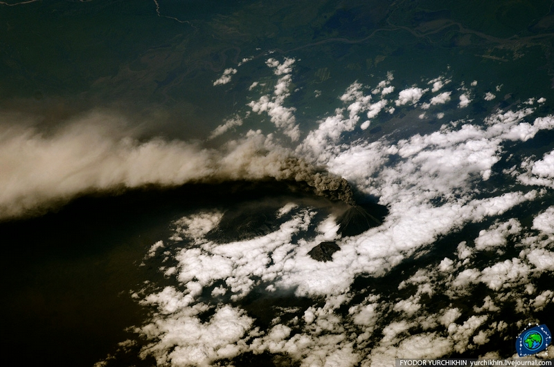 Photos Of Kamchatka Taken From Space