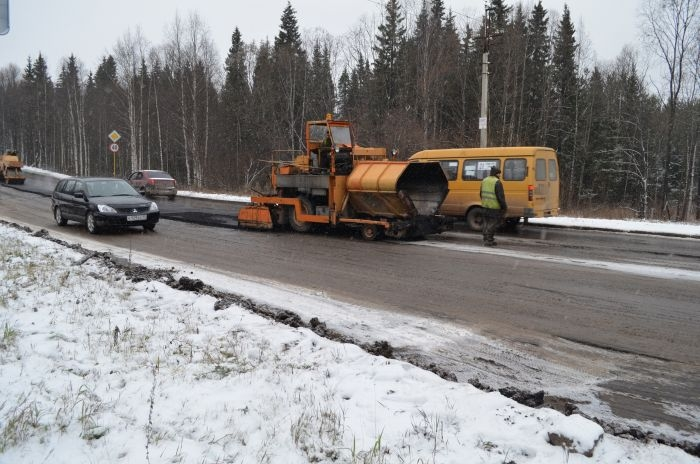 Road Services In Winter
