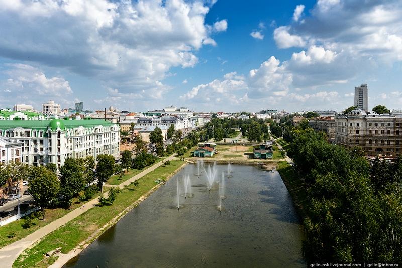 Flying Over the Capital of Tatarstan, Part II